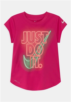 Nike JDI GLOW IN THE DARK TEE Çocuk T-Shirt
