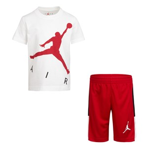 Nıke Jordan BIG AIR TEE& SHORT SET Çocuk Set