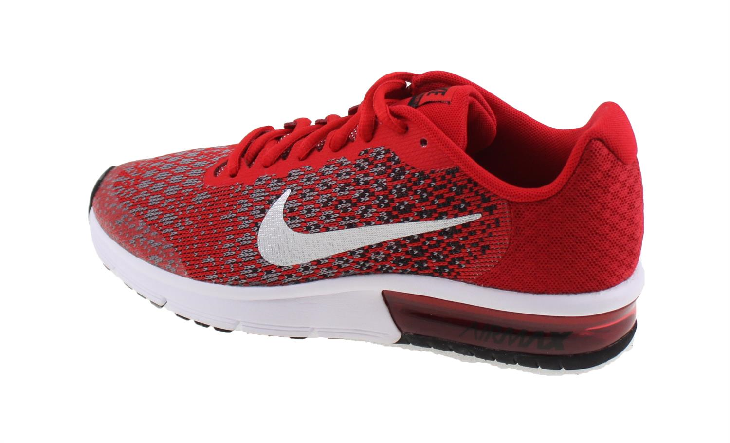 Nike Air Max Sequent 2 (GS) Koşu Ayakkabısı 869993-600