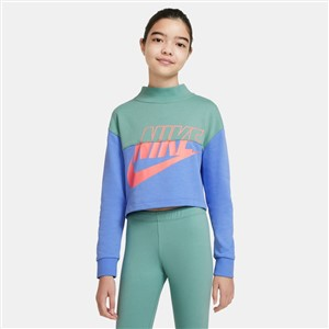 Nike Sportswear Big Kids' (Girls') Cropped Sweat